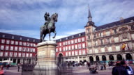Plaza Mayor Madrid, Spain