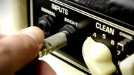 Plug In a Guitar