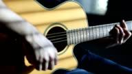 Inpluggen in de gitaar