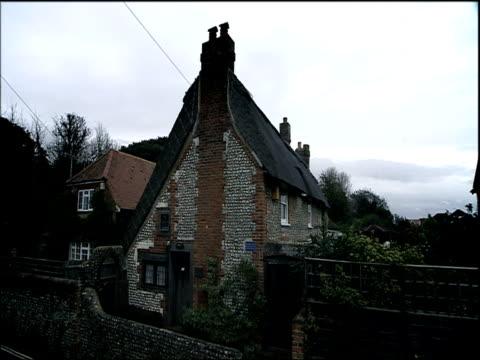 Poet William Blake's house in Felpham Sussex