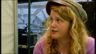 Poet Laureate says Arts Council cuts disastrous for British poetry EXT Kate Tempest interview SOT Poetry Book Society is not relevant to me / That's...