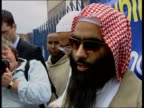 Police arrest man suspected of trying to hijack plane ITN Birmingham Abu Khadeejah speaking to press MS Press Abu Khadeejah speaking to press SOT do...