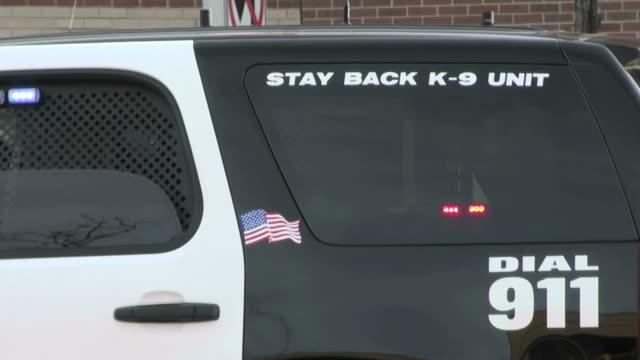 Polizei Auto, der Durchsetzung der Rechtsvorschriften, der k-9 Einheit, 911, Notfall