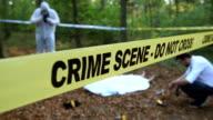Police found a gun