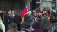 Police on Saturday fired tear gas and used water cannon to clear a rally in Cologne of the far right xenophobic PEGIDA movement after protesters...