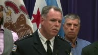 WGN Police Superintendent Garry McCarthy speaks at a press conference on Nov 24 2015 before releasing the police dashcam video that captured the...