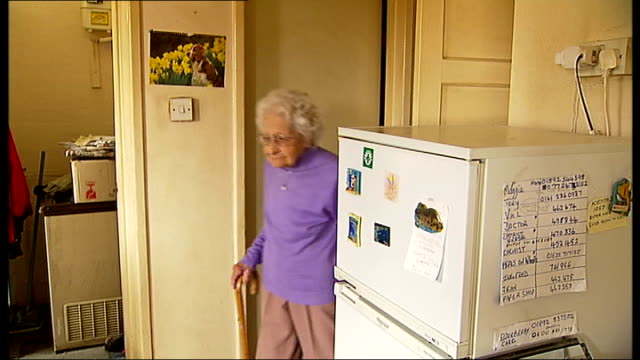 Police warn elderly against 'bogus callers' ENGLAND Kent Sevenoaks Bertha Nerney along to front door as lets in people pretending to be from the...