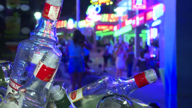 UK police will be on patrol today in a crackdown on boozy Brits in Spain Its part of a plan to control holidaymakers who have had a bit too much to...