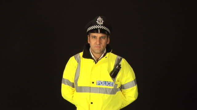 Policeman / Cop - HD & PAL