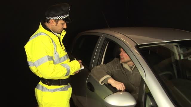 Polizisten für Beschleunigung ticket-HD & PAL