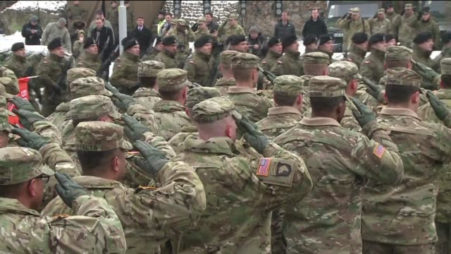Polish authorities and ordinary Poles welcome US troops who arrived this week as part of an unprecedented deployment to NATOs eastern flank aimed at...