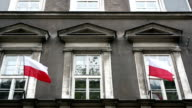 Polish flag, national holiday
