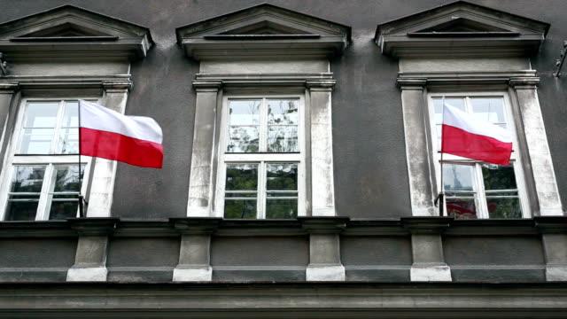 Polish flag, national holiday