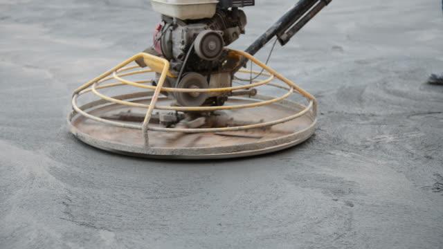 Polishing machine mortar for construction works