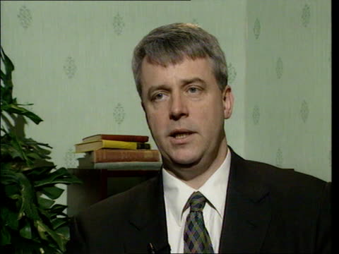 London Andrew Lansley MP interviewed SOT The twenty million pound cap was never one we were likely to be thumping up against in any case
