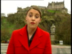Election Campaign ITN SCOTLAND Edinburgh David McLetchie press conference SOT We came to the devolution game late but now we challenging Labour to...