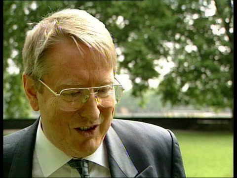 Fox Hunting Bill Pledge ITN Richard Burge interview SOT Amazing that we have a PM who's making policy on the hoof Douglas Batchelor interview SOT...