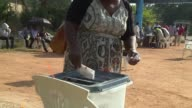 Polls open in Ugandas presidential and parliamentary elections with President Yoweri Museveni who has been in power for 30 years seeking a fifth term...