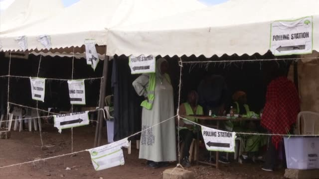Polls opened Thursday in a repeat presidential election in Kenya that is mired in uncertainty as opposition leader Raila Odinga has called on his...