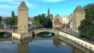 Pont Couverts - Strasbourg, France