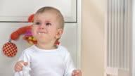 HD: Poor Baby Girl Crying