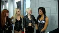 Pop band 'The Pussycat Dolls' to perform at sellout gig at O2 Centre Ashley Roberts Nicole Scherzinger Jessica Sutta Melody Thornton Kimberly Wyatt...