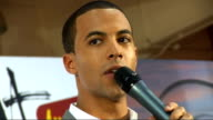 2010 Brit Awards JLS press conference SOT Words can't describe this feeling but I'm just glad I'm sharing it with these three boys up here This is...