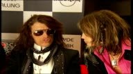 Aerosmith confirm Hyde Park concert date Hard Rock Cafe Tony Hamilton interview SOT haven't played live for 8 years