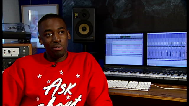 Bashy interview Bashy interview SOT On film work for soundtrack of 'Adulthood' / On his video for song 'Kidult to Adult' / On importance of MOBOs /...