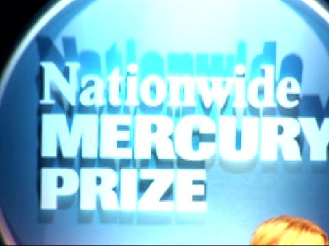 Nationwide Mercury Music Prize 2008 nominations Lauren Laverne introduces llive performance from The Portico Quartet SOT