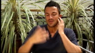Peter Andre interview Peter Andre interview SOT glad to be promoting single wanted to scrape into top 10 with single midweek result was number 4...