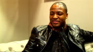 Taio Cruz interview ENGLAND INT Taio Cruz interview SOT discusses his number one with the last single 'Break Your Heart' / how he's under pressure to...