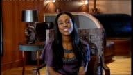 XFactor winner Alexandra Burke interview Burke 2WAY interview SOT Highlight was singing with Beyonce