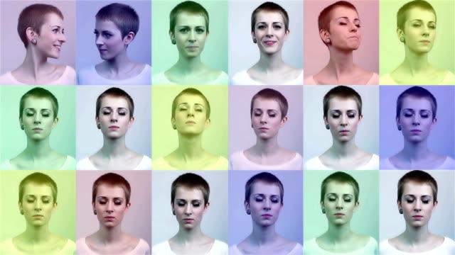 pop-art woman