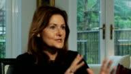 Pope Benedict XVI announces resignation ENGLAND Cristina Odone interview SOT