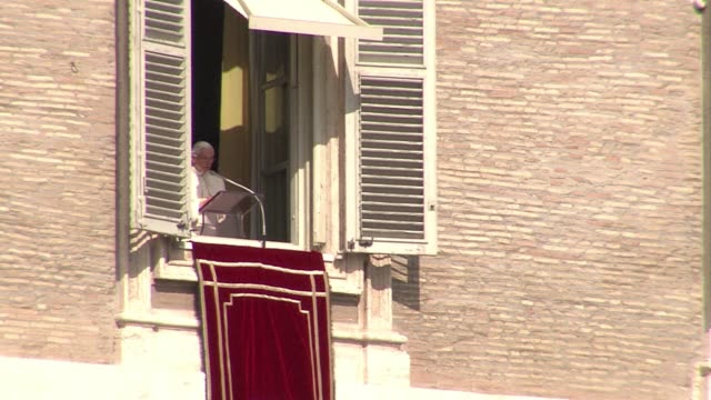 Pope Benedict XVI delivered an emotional last Sunday prayer in St Peters Square saying God had told him to devote himself to prayer but assuring...