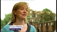 one week to go Fiona O'Reilly interview SOT