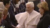 Pope Benedict XVI's first state visit to his German homeland begins with the threat of raucous protests and the lingering taint of Church sexual...