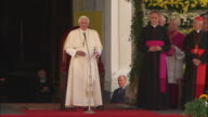 Pope, cardinals, bishops, 2008 in south tyrol