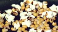 popping popcorn kernels