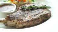 4K Pork chop