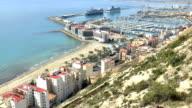 Port - Alicante, Spain