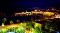 Port de Soller by Night