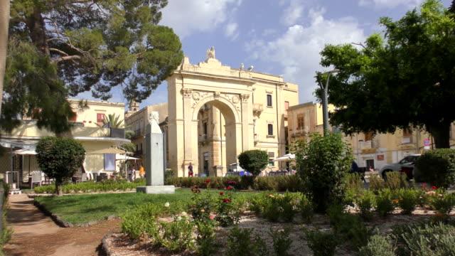Porta Reale - Noto, Sicily, Italy