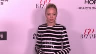 Portia Doubleday at the Harper's BAZAAR Celebrates 150 Most Fashionable Women at Sunset Tower on January 27 2017 in West Hollywood California