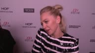 INTERVIEW Portia Doubleday on what brings her out what being fashionable/stylish means to her and who her style icons are at the Harper's BAZAAR...