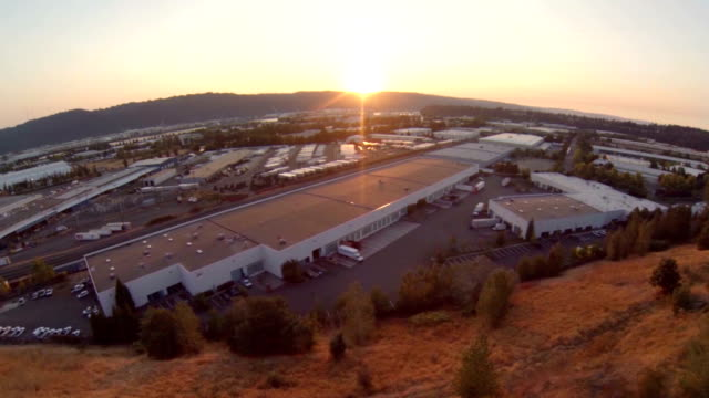 Portland Aerial Industrial.