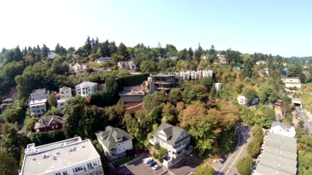 Portland Aerial Neighborhood