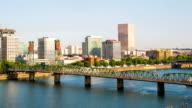 Portland Stadtzentrum