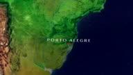 Porto Alegre 4K Zoom In
